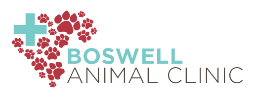 Boswell's Animal Clinic logo